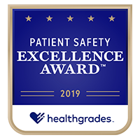 healthgrades patient safety excellence award