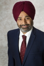 Dr. Amandeep Singh, Chief Medical Officer